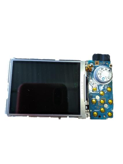Lcd Display Câmera Sony Dsc-w55