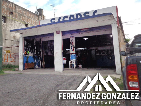 Venta En Burzaco, Local Con Viviendas Y Galpón. Inversión.