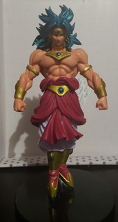 Figura De Broly Dragon Ball Z