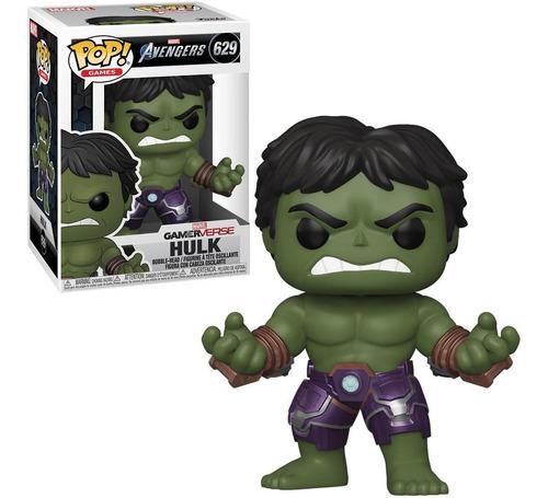 Hulk Funko Pop 629 Gamerverse Avengers Marvel