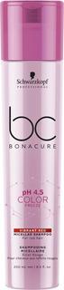 Schwarzkopf Bonacure Color Freeze Shampoo Vermelho Red 250ml