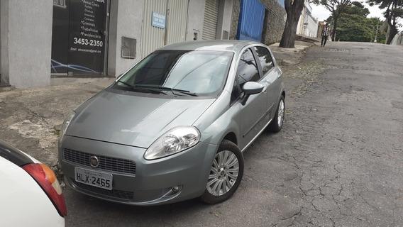 Fiat Punto 1.8 Hlx Flex 5p 2009