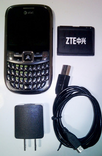 Celular Telefono Zte Basico Z431 Usado Perfecto Estado