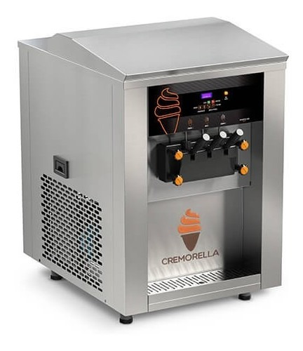 Imagem 1 de 4 de Máquina De Sorvete Cremorella Bancada