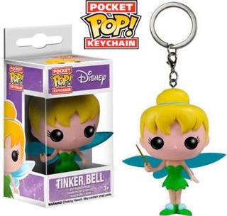 Funko Pop Keychain Disney Tinkerbell