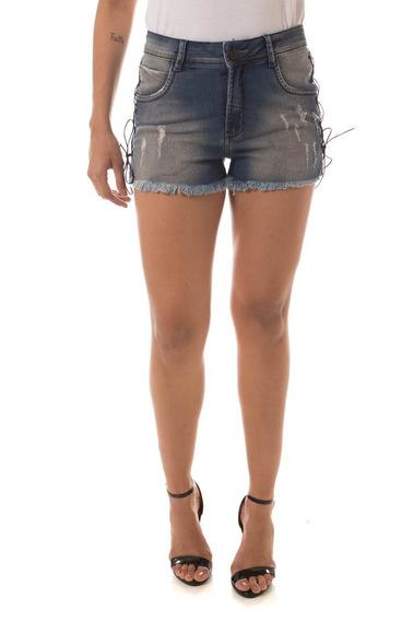 Shorts Jeans Osmoze Mid Drop Azul