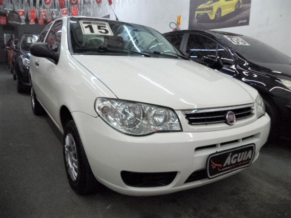Fiat Palio Fire 1.0 Flex 2pts 2015 Airbags + Abs + Alarme!