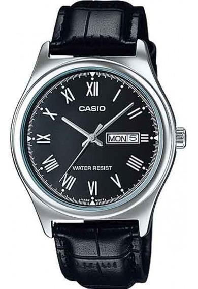 Relógio Casio Masculino Social Mtp-v006l-1budf