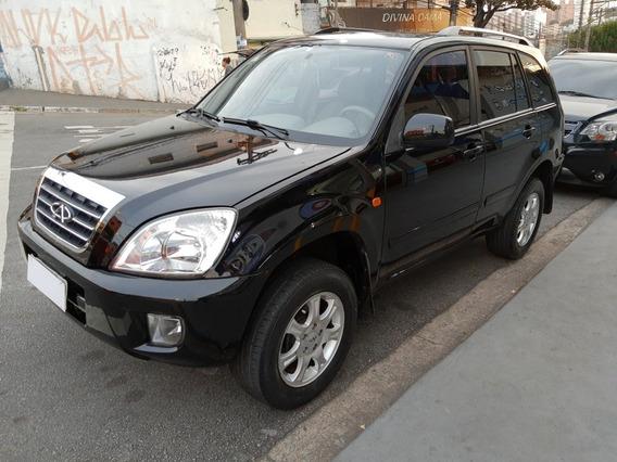 Chery Tiggo 2.0 16v Gasolina Completo Bx Km 2012