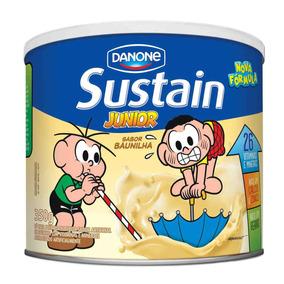 1 Sustain Junior Baunilha 350g