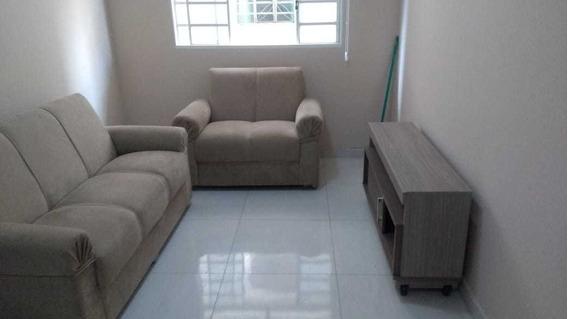 Apartamento 1 Quarto Mobiliado No Centro
