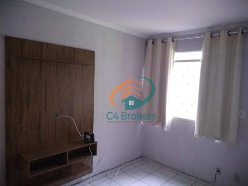 Casa Com 2 Dormitórios À Venda, 39 M² Por R$ 160.000,00 - Vila Aeroporto - Guarulhos/sp - Ca0269