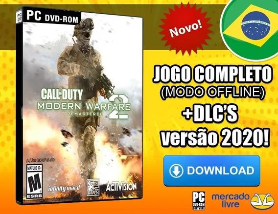 Call Of Duty Modern Warfare 2 Remastered - Pc - Digital