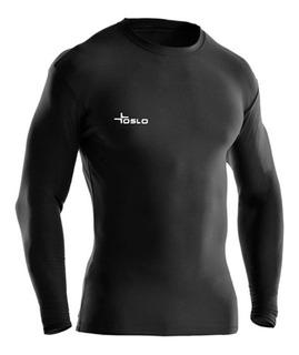 Camiseta Termica Oslo Frizada Bajo Cero Frio Extremo Calidad