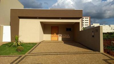 Casa Com 3 Dormitórios À Venda, 147 M² Por R$ 640.000 - Bonfim Paulista - Ribeirão Preto/sp - Ca2050