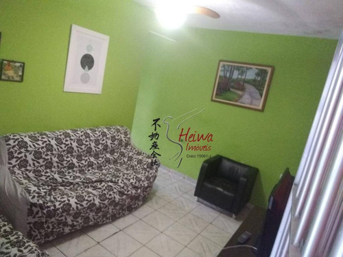 Imagem 1 de 9 de Sobrado Com 3 Dormitórios À Venda, 290 M² Por R$ 450.000,00 - Sol Nascente - São Paulo/sp - So0451