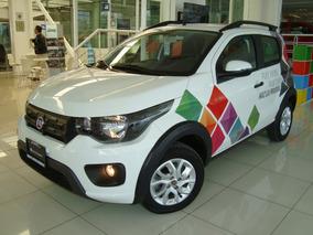 Fiat Mobi 1.0 Way Mt Unidad De Demostración Como Nuevo!!