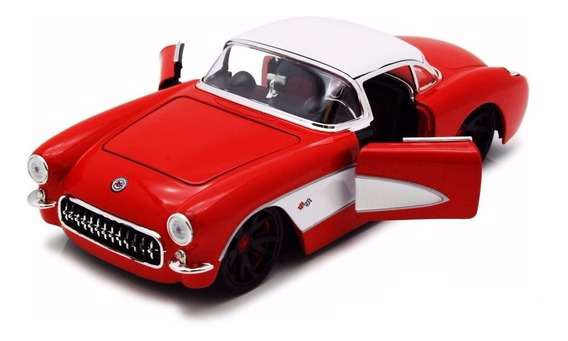 Jada Auto De Colección Big Time Muscle Escala 1:24 V/modelos