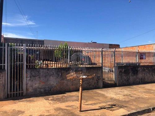 Imagem 1 de 3 de Casa Com 2 Dormitórios À Venda, 60 M² Por R$ 250.000,00 - Jardim Santo Amaro - Cambé/pr - Ca0369