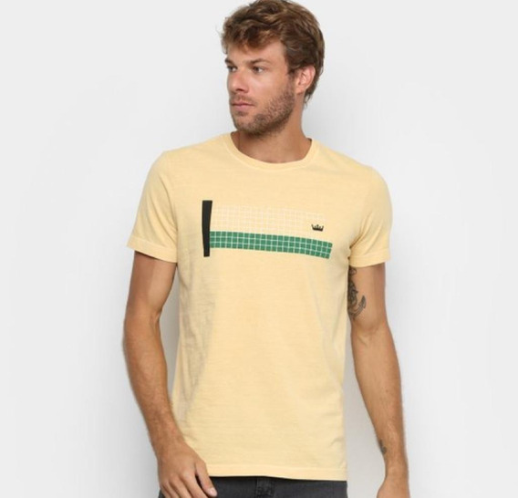 Camiseta Osklen Stone Vintage