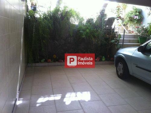Casa, Vila Paulista, São Paulo. - Ca1814