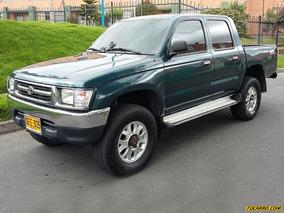 Toyota Hilux Ex Mt 2400cc 4x4 Aa
