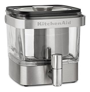 Kitchenaid Kcm4212sx Maquina Para Cafe Frió Te Helado