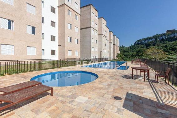 Apartamento Com 2 Dormitórios À Venda, 46 M² Por R$ 138.000,00 - Jardim Petrópolis - Cotia/sp - Ap0268