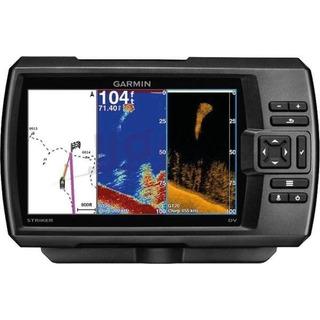 Eco Sonda Fishfinder Gps Garmin Color Striker Plus 7dv
