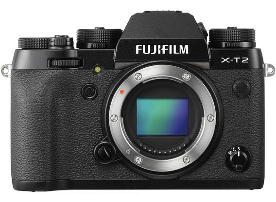 Câmera Fujifilm X-t2 - Fuji Xt2, Corpo - Nova! Brinde Bolsa