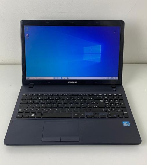 Notebook Samsung Np270e5g 15,6 I3 8gb Hd-500gb + Alphanumér