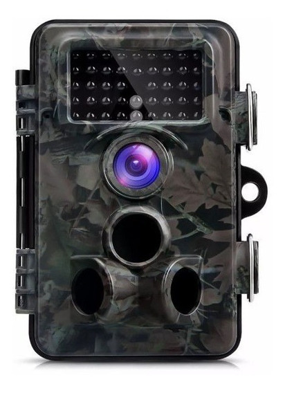 Câmera Trilha Full-hd 1080p 12mp L. Grand Angular V. Noturna