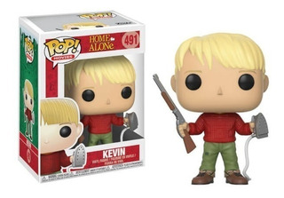 Funko Pop Kevin 491 - Home Alone Coleccionables