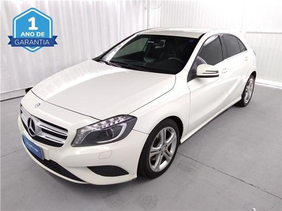 Mercedes-benz A 200 1.6 Turbo Urban 16v Gasolina 4p Automáti