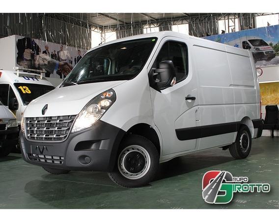 Van Furgão Renault Master L1h1 2020 Branco A Pronta Entrega