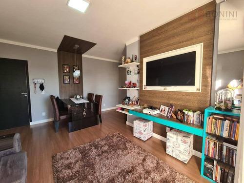 Apartamento Residencial À Venda, Morada Do Sol, Americana - Ap0454. - Ap0454