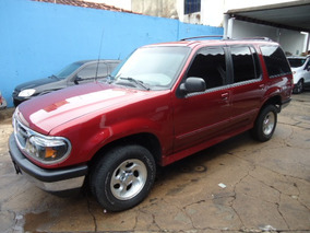 Ford Explorer 4.0 4x4 Manual