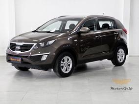 Kia Sportage 2.0 Lx 4x2 16v Gasolina 4p Automatica