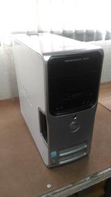 Cpu Dell Dimension E520 Torre - 2 Gb Ddr2 - Hd 160 Gb Usado