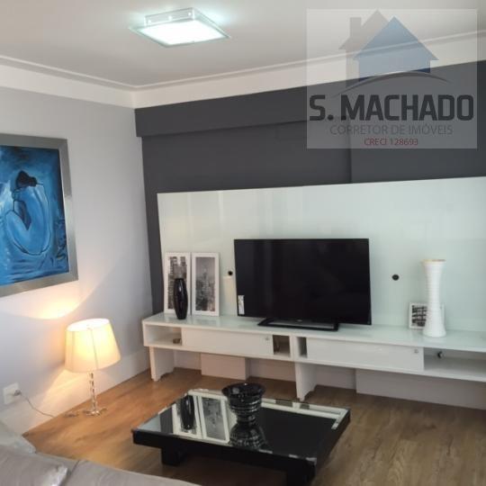 Apartamento Para Venda Em Santo André, Centro, 3 Suítes, 1 Banheiro, 2 Vagas - Ve0751_2-345358