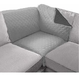 Cubre Salas Protector Esquinero Sofa Con Correa 30x30