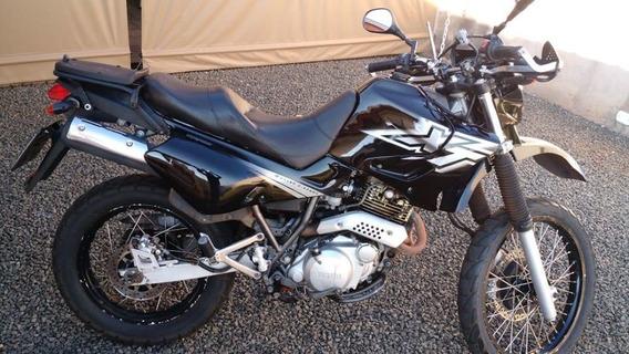Xt600e Yamaha - Preta 2001 - Xt600e