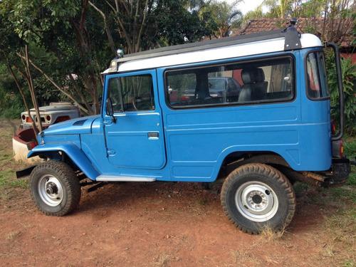 Jeep Toyota Bandeirante Longo