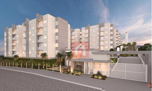 Imagem 1 de 20 de Apartamento Com 2 Dormitórios À Venda, 47 M² Por R$ 167.999,00 - Bela Vista - Caxias Do Sul/rs - Ap1776