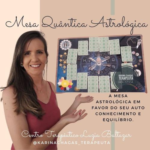 Imagem 1 de 4 de Mesa Astrológica