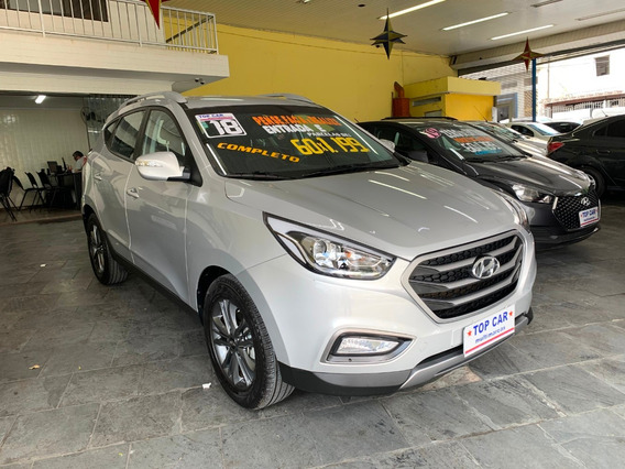 Hyundai Ix35 2.0 Gl 2wd Flex Aut. 2018