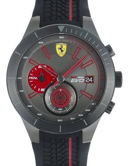 Liquidacion- Reloj Ferrari 46mm Mod. 830341