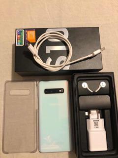 Celular Samsung S10 128 Gb Blanco Prisma