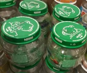 50 Potinhos Em Vidro De Papinha Nestlé - 120g-promoção