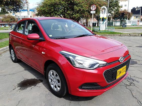 Hyundai I 20 M 2017 Mt 1400
